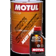 Масла MOTUL 8100 Eco-lite 5W-30