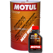 Масла MOTUL 8100 Eco-nergy 5W-30