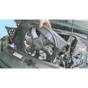 Вентилятор радиатора охлаждения - снятие/ установка