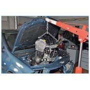 Двигатель - снятие/установка