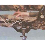 Рулевая рейка снятие/установка